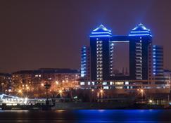 Khortitsa Palace Hotel - Запорожье - Здание