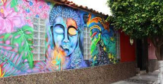 Casa Flores Bed & Breakfast - Ajijic - Outdoors view