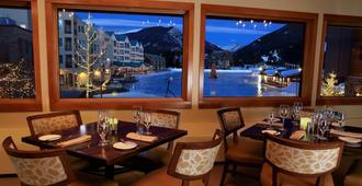 Keystone Lakeside Village By Keystone Resort - Keystone - Restaurant