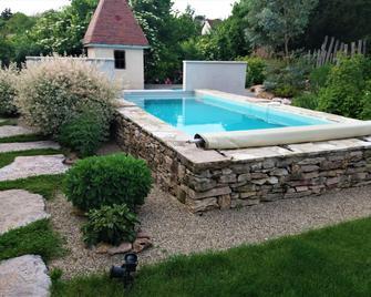 Gite De Pierre et de Lumière - Jouhe - Pool
