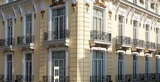 Hotel Luxembourg - Salónica - Edificio