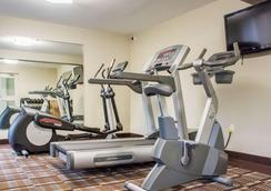 Comfort Inn - Burlington - Gym