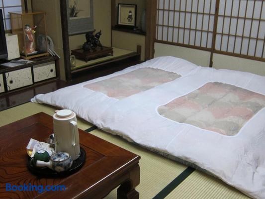 Fujiya Ryokan - Kyoto - Bedroom