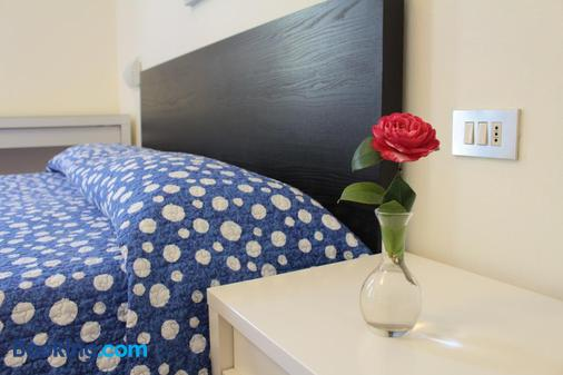 Hotel La Rotonda - Tirano - Bedroom