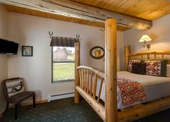 Mariposa Lodge Bed and Breakfast - Steamboat Springs - Makuuhuone