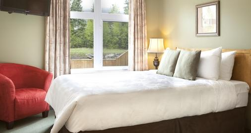 WindTower Lodge And Suites - Canmore - Makuuhuone