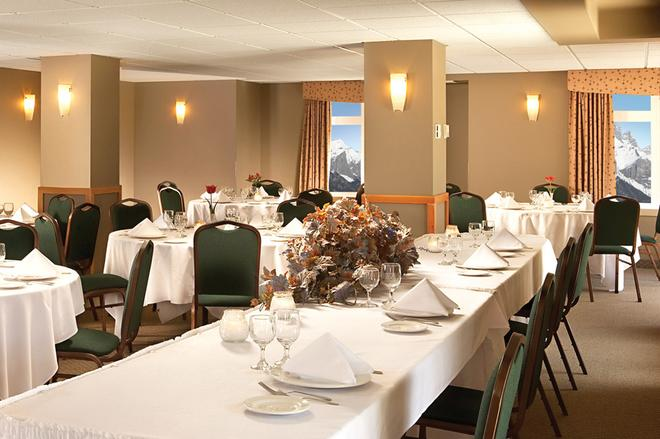 WindTower Lodge And Suites - Canmore - Banquet hall