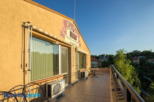 Guest House La Casa - Varna - Balcony