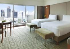 Fairmont Singapore - Singapore - Bedroom