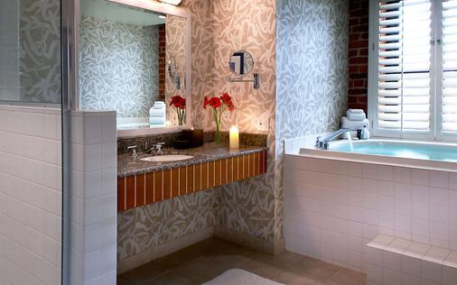 Argonaut Hotel - a Noble House Hotel - Σαν Φρανσίσκο - Μπάνιο