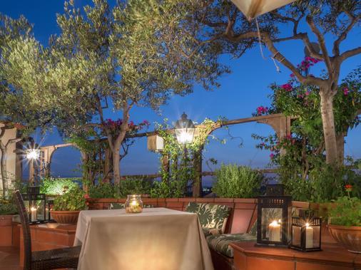 Hotel Diana Roof Garden - Rome - Balcony