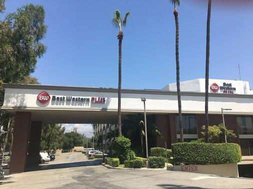 Best Western Plus West Covina Inn - West Covina - Building
