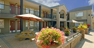 加拿大最佳價值酒店 - 喬治王子城 - 喬治王子城 - 建築