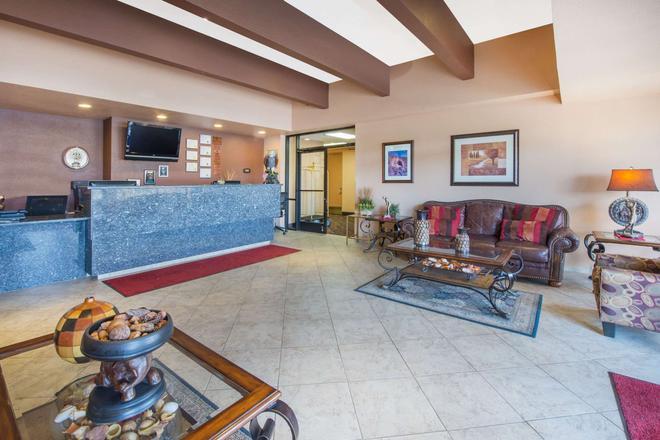 Travelodge by Wyndham Globe AZ - Globe - Recepción