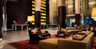 JW Marriott Hotel Bengaluru - เบงกาลูรู - ล็อบบี้
