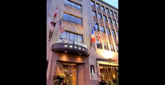 Hotel Royal William Ascend Hotel Collection - Thành phố Quebec - Toà nhà
