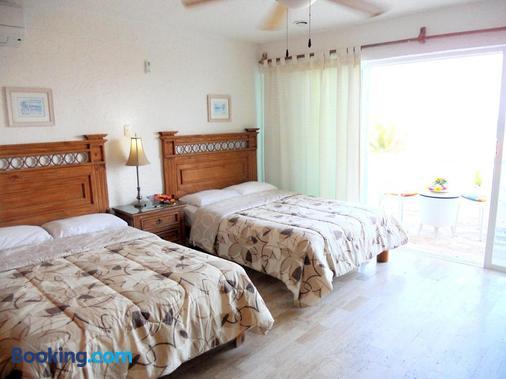 Cancun Beach Rentals - Annalisa Suites - Cancún - Bedroom