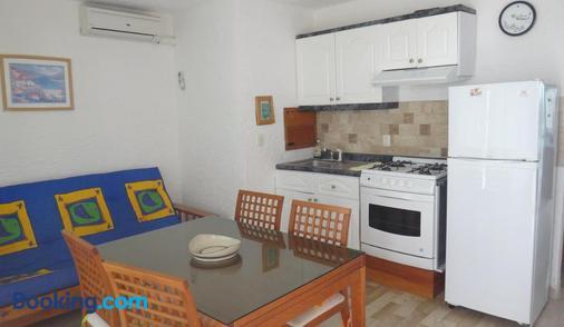 Cancun Beach Rentals - Annalisa Suites - Cancún - Kitchen