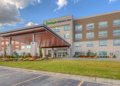 Holiday Inn Express & Suites Tulsa Midtown - Tulsa - Κτίριο