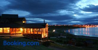 Weskar Patagonian Lodge - Puerto Natales - Rakennus