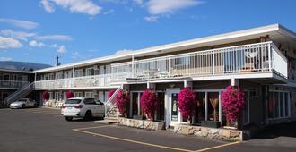 Plaza Motel - Penticton