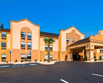 Best Western Bradbury Inn & Suites - Perry - Building