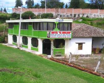 Casa Huespedes El Molino - Tababela - Edificio