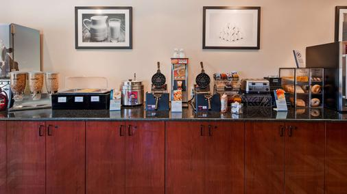 Best Western Plus Suites-Greenville - Greenville - Buffet