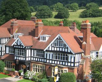 Colwall Park - Hotel, Bar & Restaurant - Great Malvern - Building