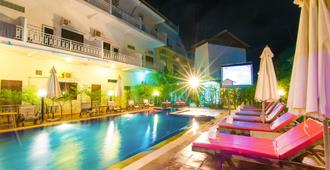 Blossoming Romduol Boutique - Siem Reap - Pool