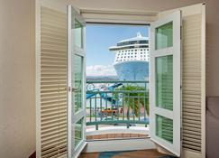 Sheraton Old San Juan Hotel - San Juan - Balcony