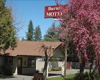 Burney Motel - Burney - Building