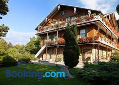 Pension Schweizer Hof - Wernigerode - Building