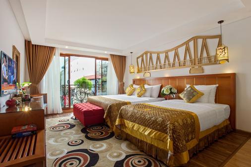 Hanoi Golden Holiday Hotel - Hanoi - Bedroom