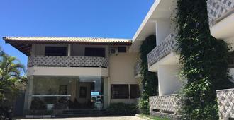 Eden Praia Hotel - Porto Seguro - Building