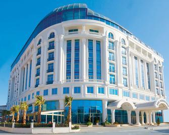 Eser Premium Hotel and Spa - Büyükçekmece - Building