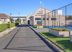 Barclay Motor Inn - Devonport - Edifício