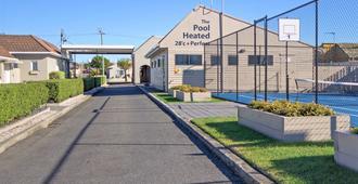 Barclay Motor Inn - Devonport - Edificio