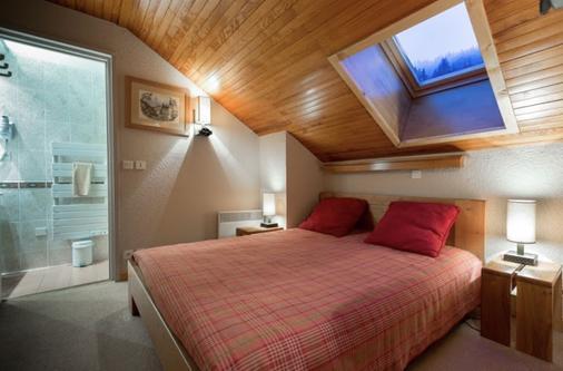 Le Grand Chalet Des Pistes - Les Allues - Bedroom