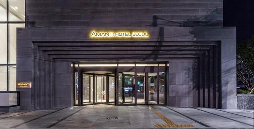 Amanti Hotel Seoul - Seúl - Edificio