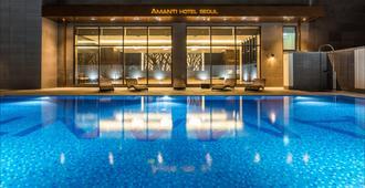 Amanti Hotel Seoul - Seoul - Bể bơi