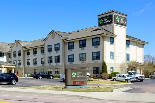 科羅拉多斯普林斯西美國長住酒店 - 科羅拉多斯普林斯 - 科羅拉多斯普林斯 - 建築