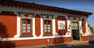 Hotel Posada La Basilica - פצקוארו - בניין