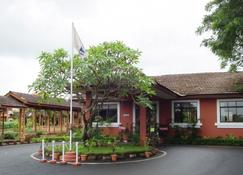 The International Centre Goa - Dona Paula - Edifício