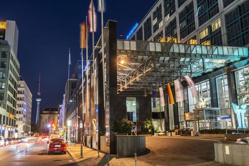 Maritim Proarte Hotel Berlin - Berlin - Building