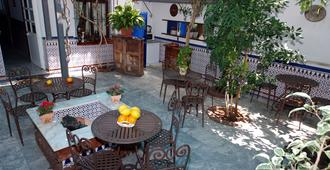 Pension Aduar - Marbella - Patio