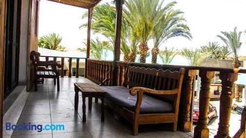 Deep Blue Divers Hostel Dahab - Dahab - Balcony