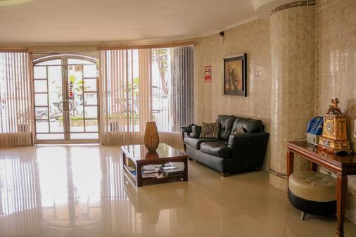 艾爾帕拉多酒店 - 巴拿馬市 - 巴拿馬城 - 客廳