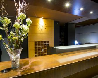 Hotel America - Igualada - Front desk