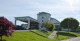Holiday Inn Express Luzern - Neuenkirch - Lucerna - Restaurante